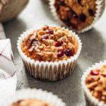 Haferflocken-Protein-Muffins